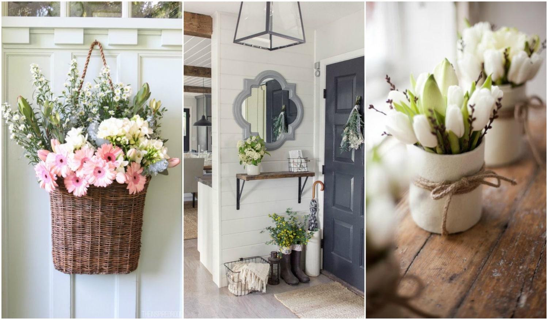 Tavaszváró dekor ötletek, amikkel feldobhatod az otthonod hangulatát
