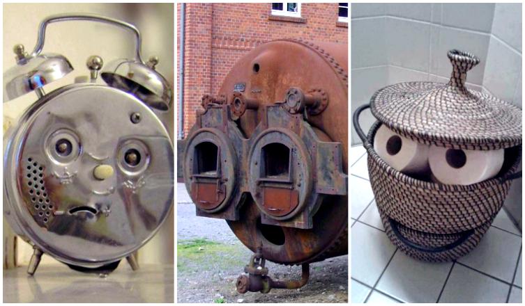 Te is látod az arcokat ezeken a tárgyakon? Ez az egyszerű magyarázat van az optikai csalódásra