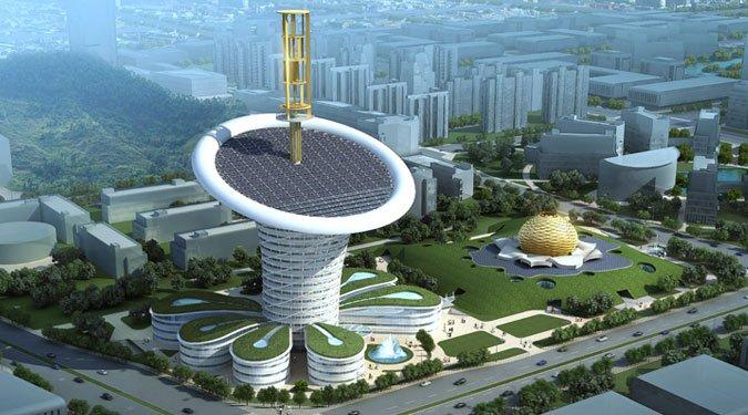 Természetbarát épületek a nagyvilágban