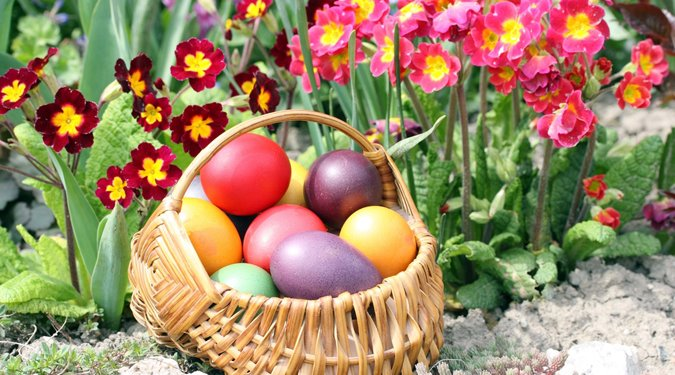 Természetes tojásfestési módszerek – zöldségekkel
