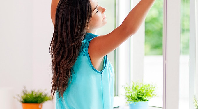 Tippek a lakás hűtéséhez kánikulában