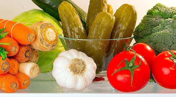 Tippek a zöldségek és gyümölcsök kíméletes tárolásához és feldolgozásához