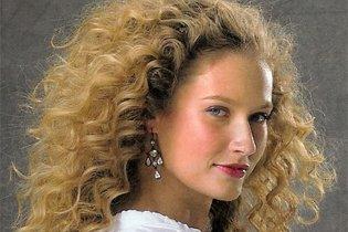 Tippek göndör hajhoz