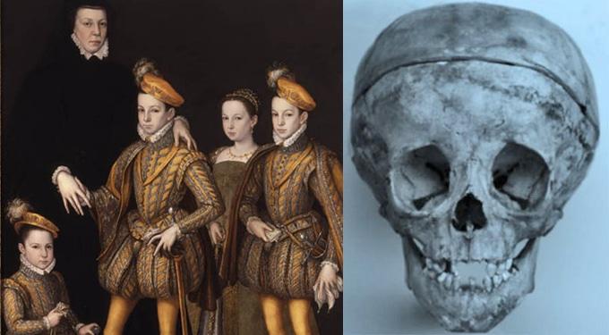 Titkos sírkamra őrizte a Mediciek gyermekeit: miért torzult el a kicsik csontváza?