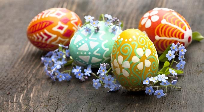 Tojás díszítési tippek húsvétra