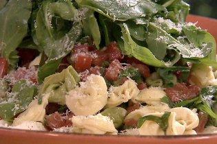 Tortellini saláta