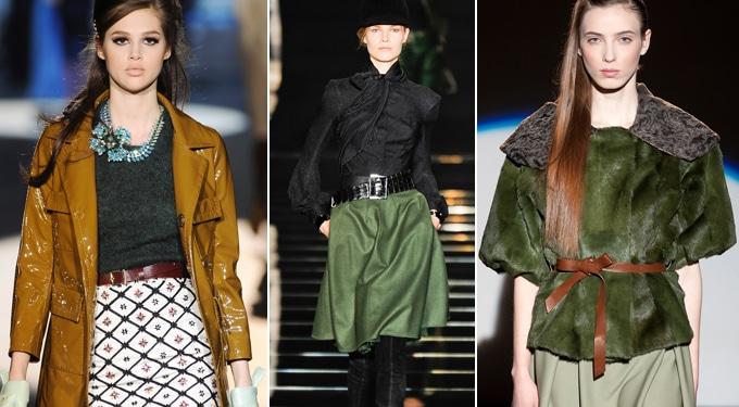 Trend tippek: Az öv viselésének szabályai