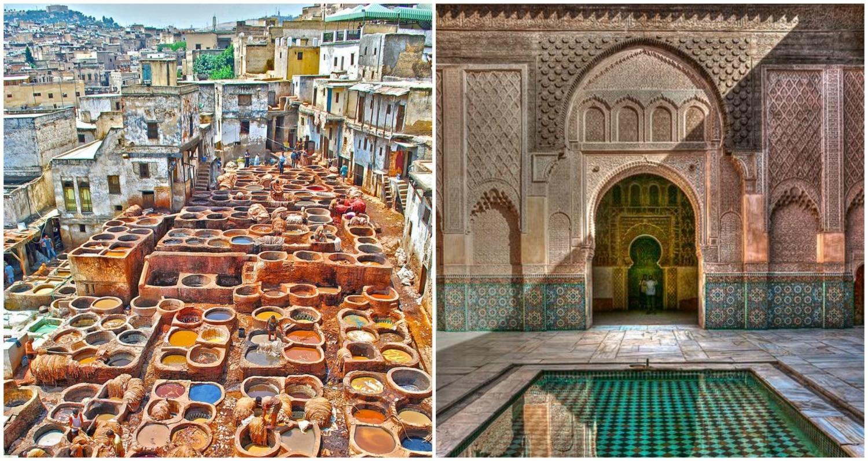 Utazz Marokkóba, látogass el vadregényes tájaira!