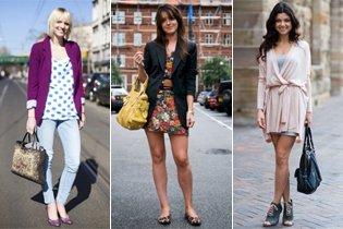 Utcai divat: valós nők kíváló stílusérzékkel