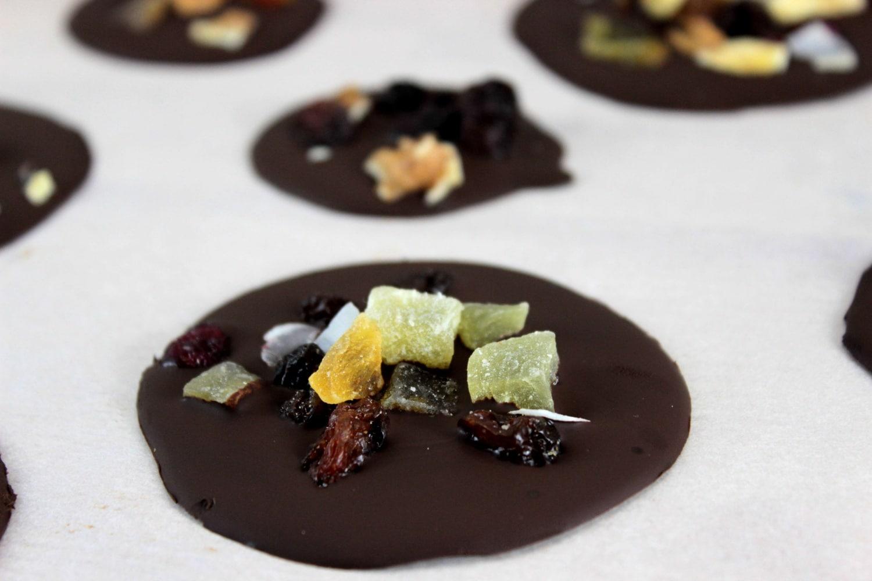 Utolsó pillanatos ajándék ötlet – Házi készítésű csokitallér