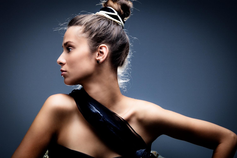 Vékonyszálú hajból kontyot? Nem lehetetlen