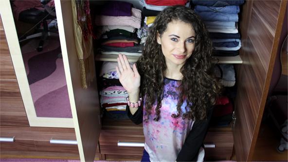 VIDEÓ: Így rendszerezd ruháid gardróbodban!