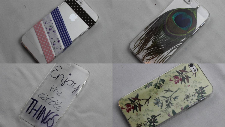 VIDEÓ: 6 pofonegyszerű DIY telefontok