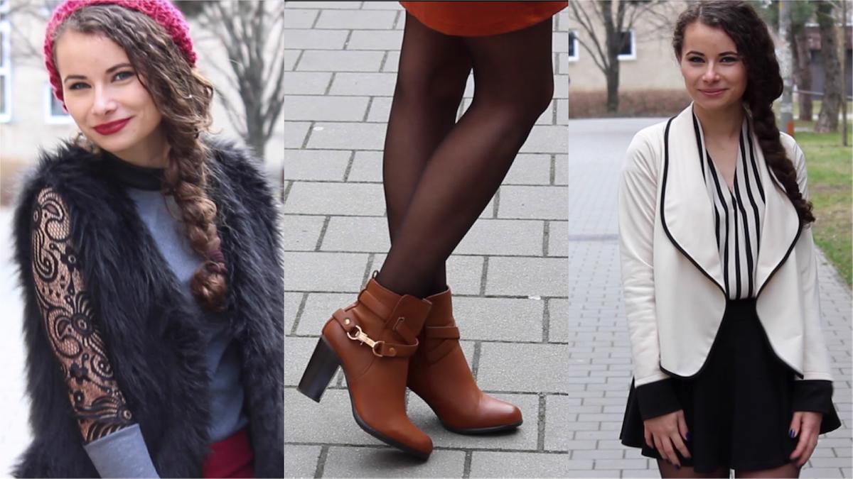 VIDEÓ: Kombináld az évszakok ruhadarabjait!