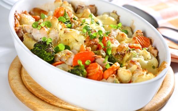 Vacsora bűntudat nélkül: alacsony kalóriatartalmú vacsoraötletek