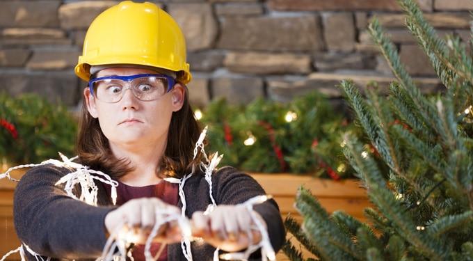 Veszélyes karácsonyi balesetek, amelyek tönkreteszik az ünnepeket