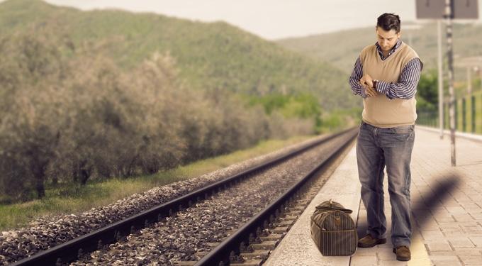 Vicces tények, amiért a vonatozás felér egy lelki gyakorlattal