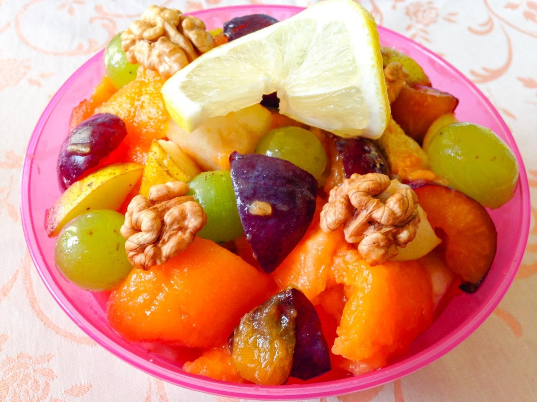 Vitamindús desszert, amitől megindul a nyálelválasztásod