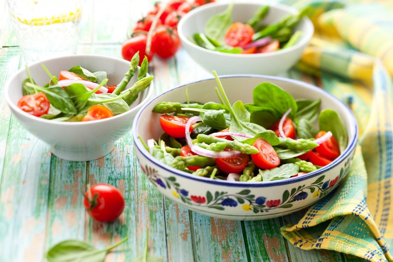 Zöld vitaminbomba saláta