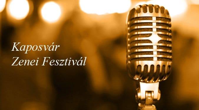Zenei fesztivál Kaposváron