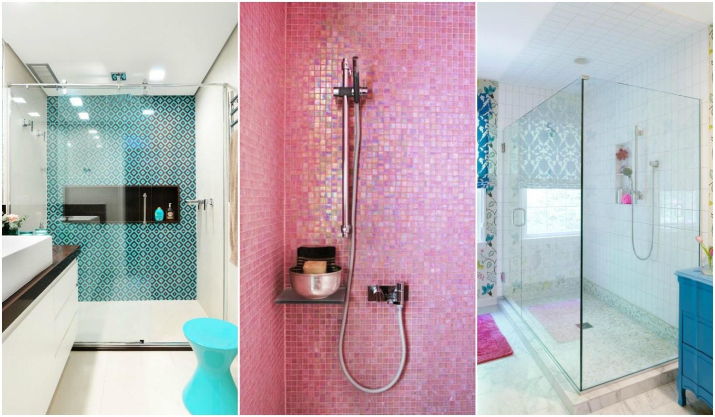 Zuhanyzó inspirációk csajos lakásokba