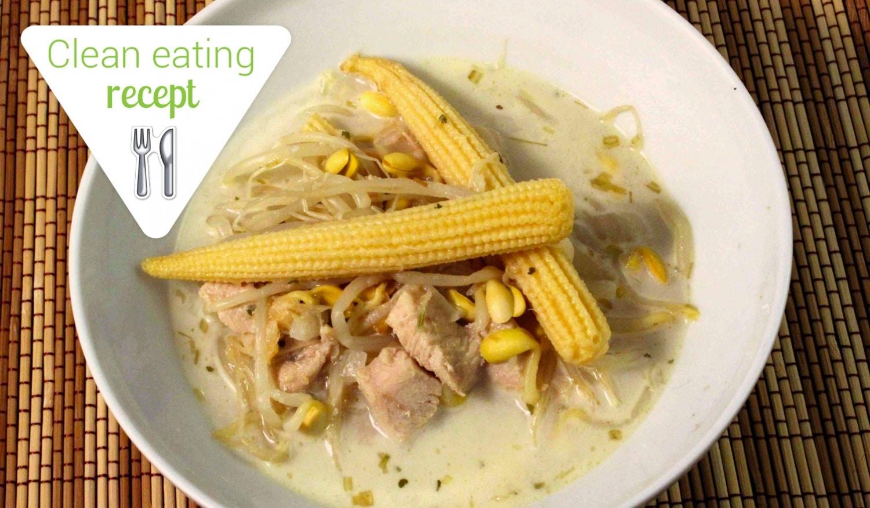 Pikáns & különleges: Thai húsleves babcsírával és bébikukoricával