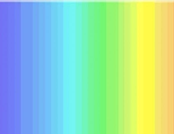 Színlátás teszt: figyeld meg a képet, és számold meg, hány színt látsz