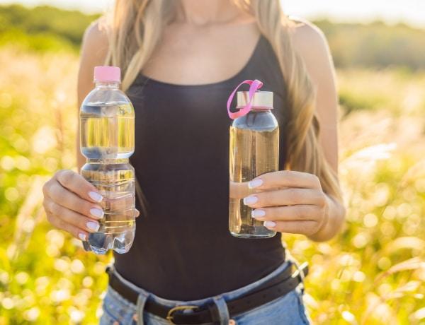 Ezért ne töltsd meg újra vízzel a műanyag flakont