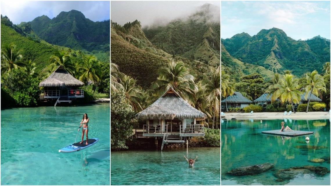 Mo'orea, Francia Polinézia