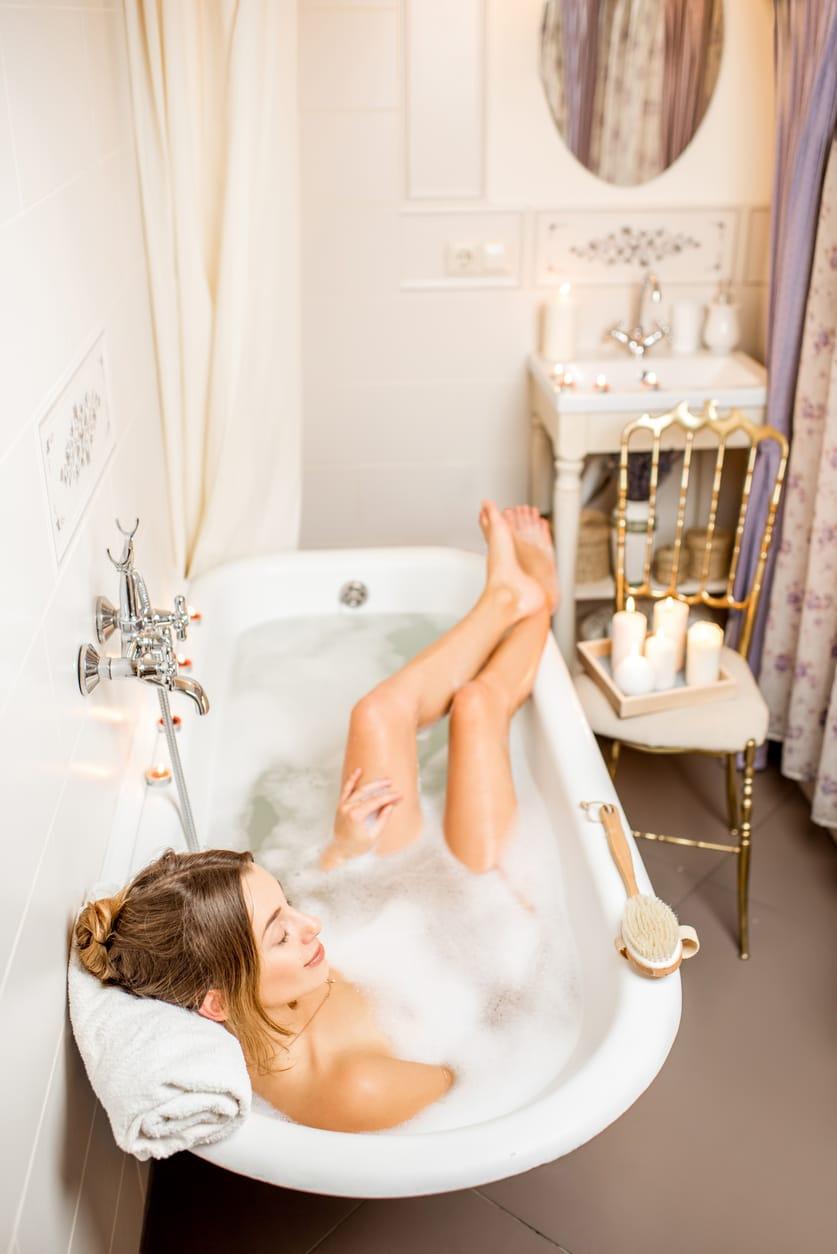 Egy isteni fürdő