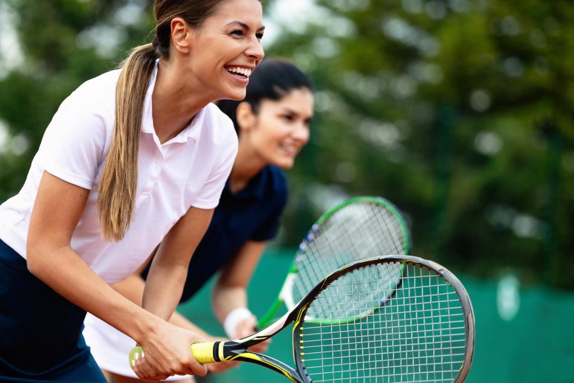 A barna szeműek jobban teniszeznek