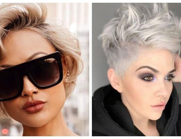 5+1 lenyűgöző rövid frizura az idei trendek szerint