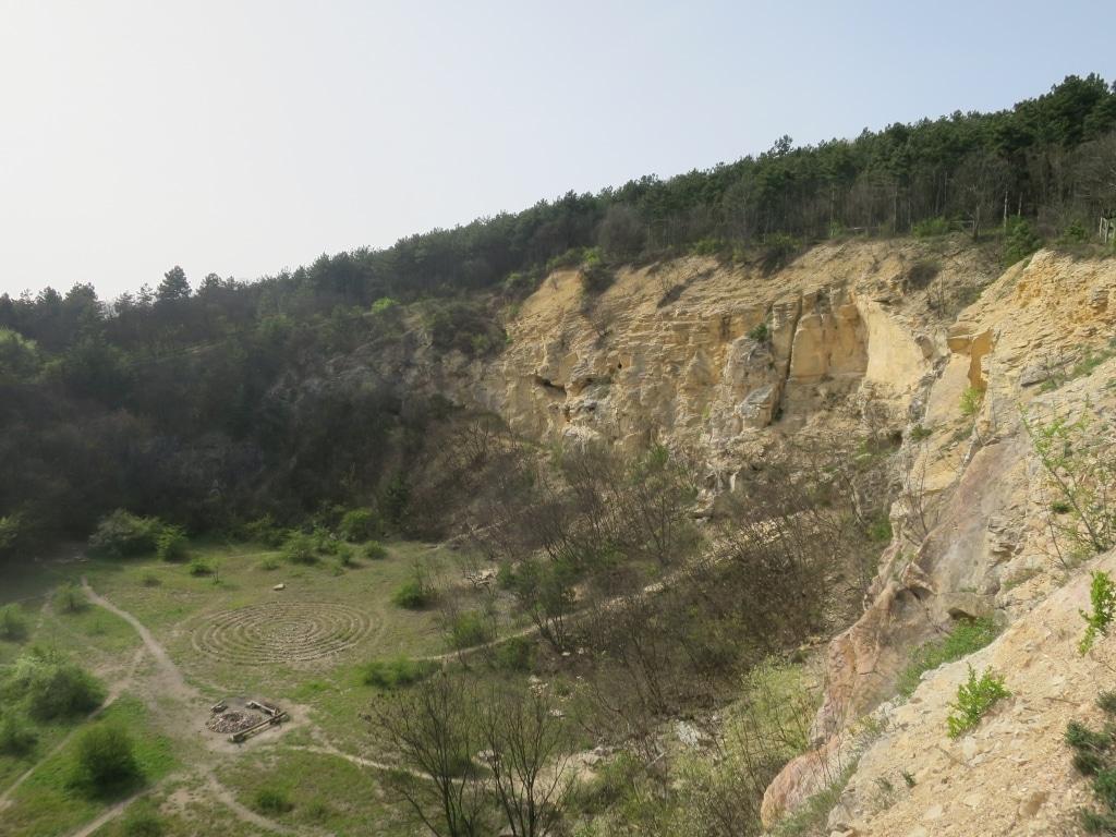 Mátyás-hegyi kőfejtő
