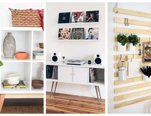 A kedvenc trükkjeink IKEA bútorokhoz, hogy magazinba illő otthont teremts
