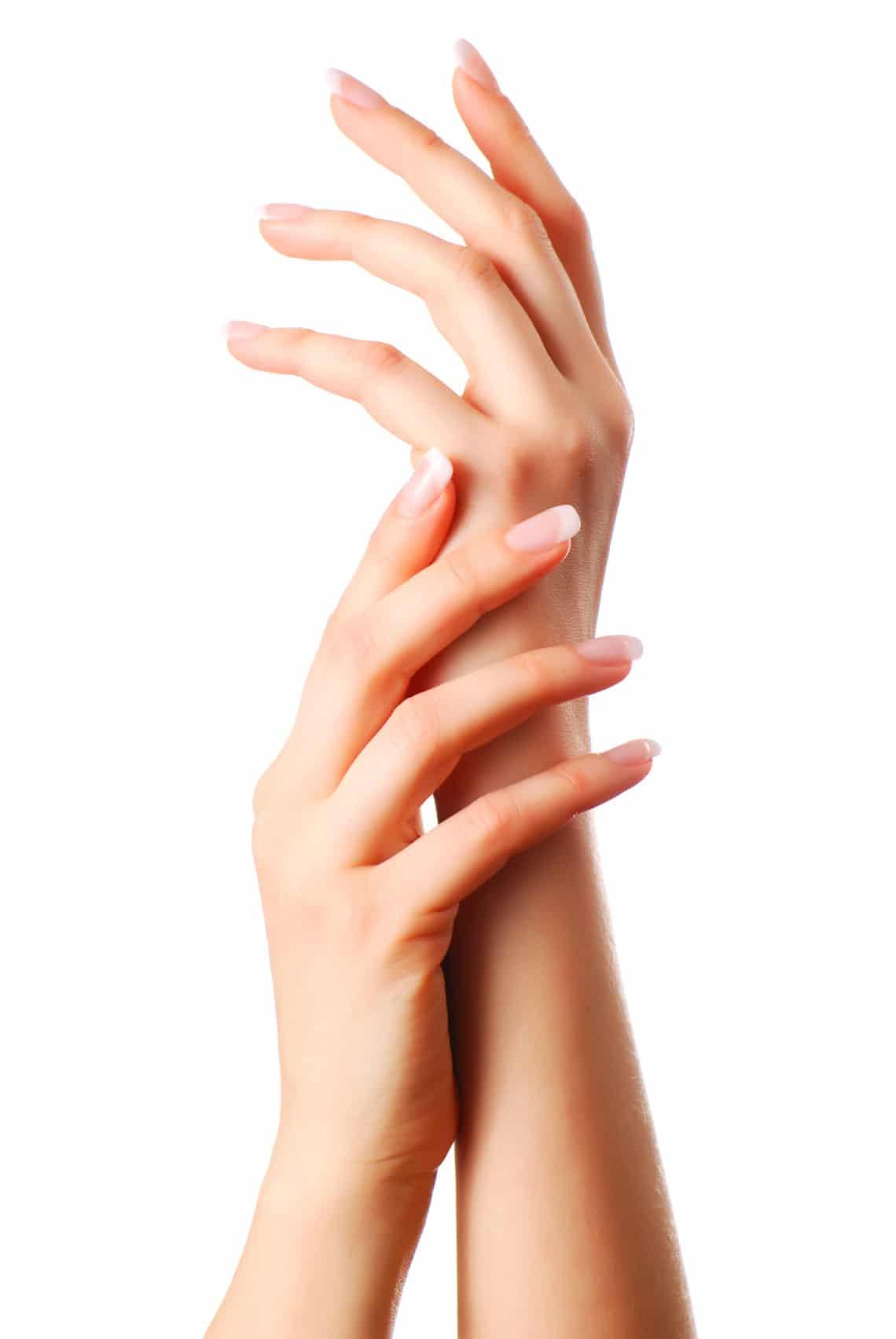 Az elmélkedő kéz