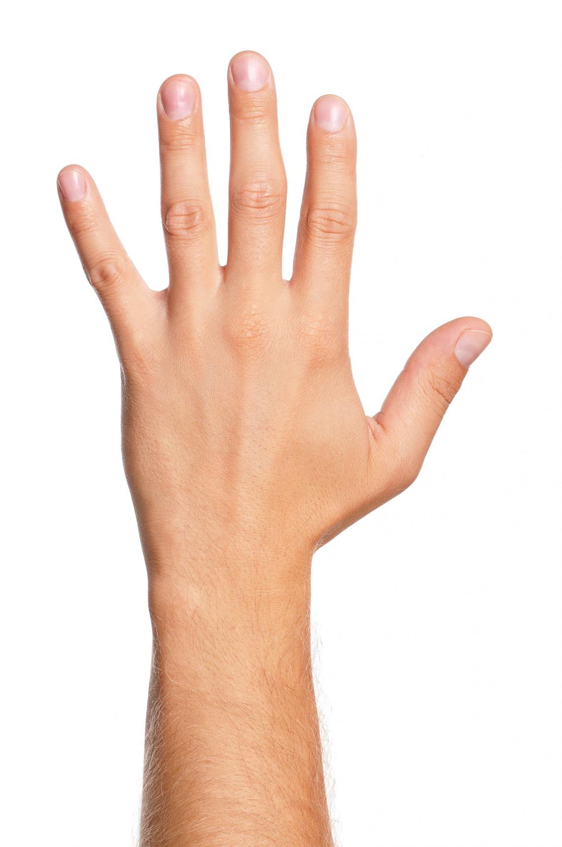 A szögletes kéz