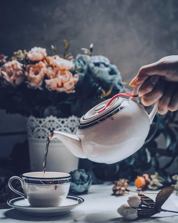 Édeskömény tea