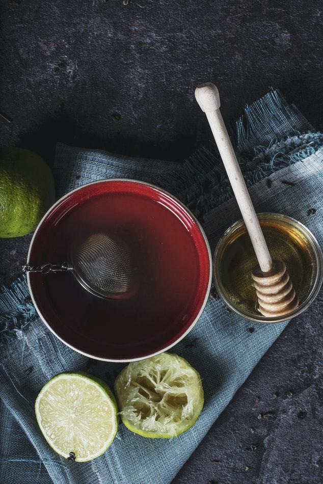 Pitypang tea
