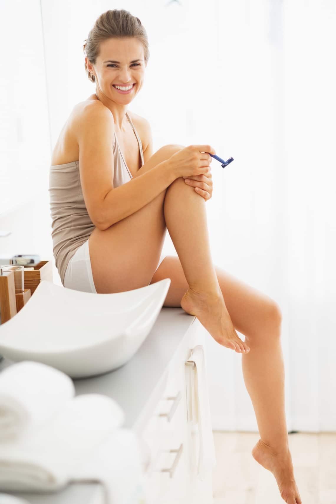 A borotválás iránya