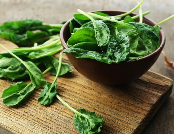 Áprilisi szuperzöldség: A spenót (receptekkel)