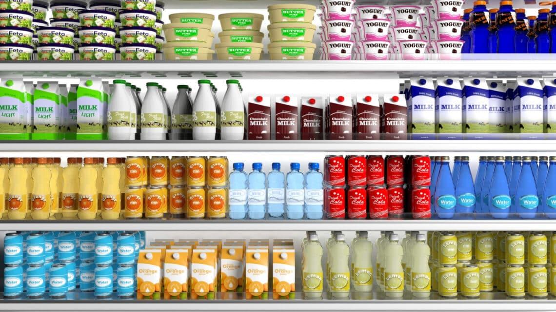 Átvernek az élelmiszergyártók az egészséges ételekkel