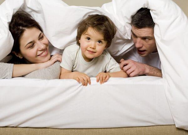 Élet a gyerekek után: a boldog házasság nem csak mese!