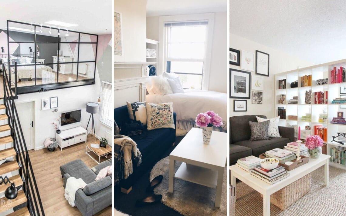 Élet kicsiben: otthonos és élhető stúdiólakások