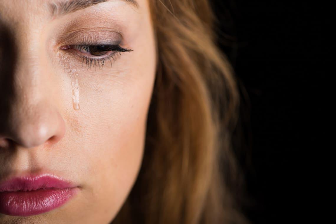 Évente ötvenszer sírunk! Ez történik a testedben, amikor sírsz