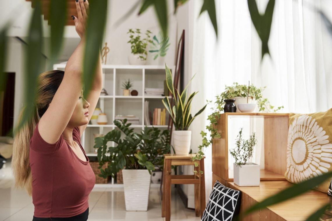 Így alakíts ki otthon tökéletes meditációs sarkot – 10 tipp