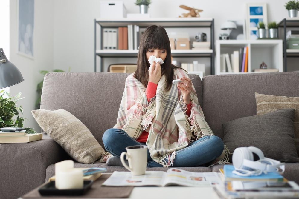 Így csökkentheted minimálisra a megfázás tüneteit