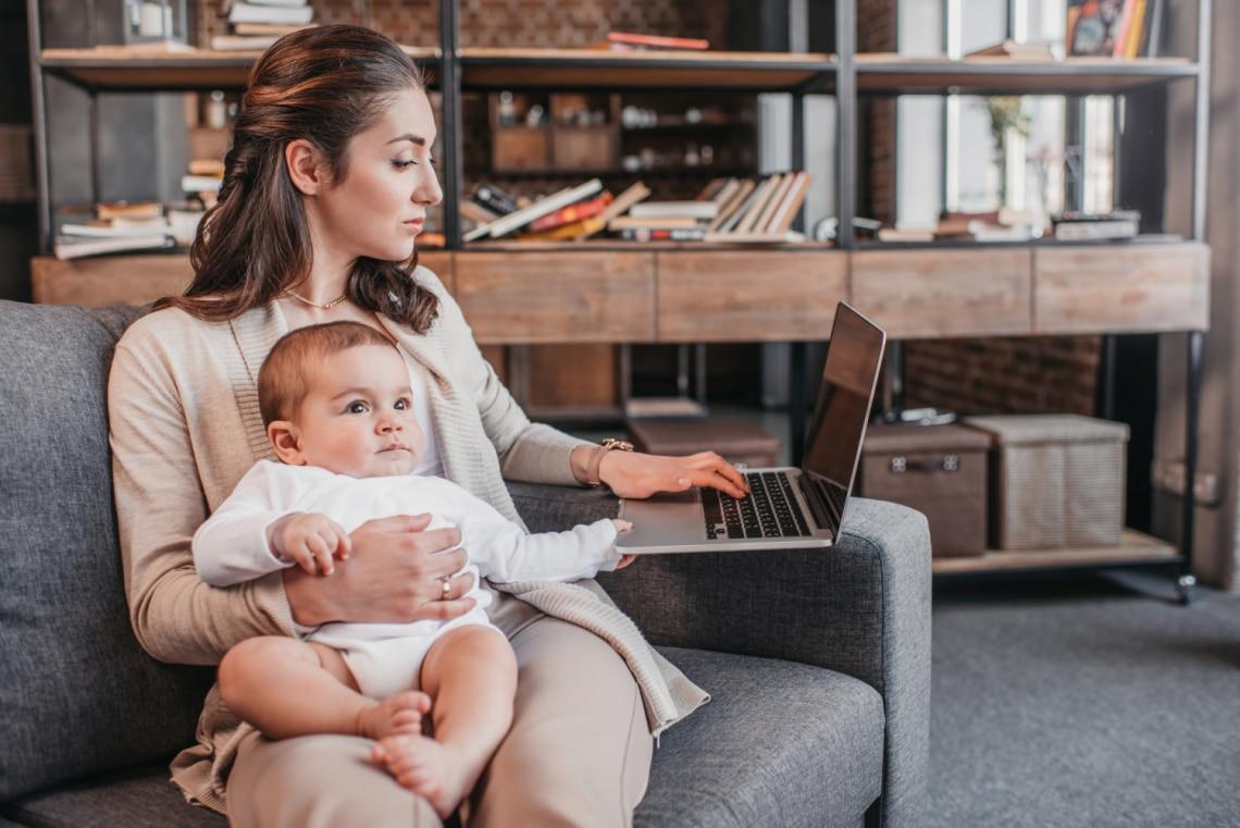 Így dolgozz otthonról, ha hangosak a gyerekek
