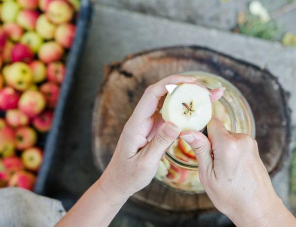 Így használd az almaecetet a szépségápolásban