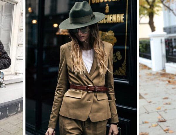 Így hordd idén ősszel a kalapot: 7 ihletadó outfit a hűvösebb napokra