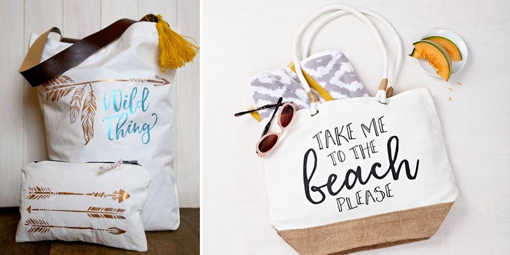 Így készíts saját feliratos táskát – 6 szuper útmutató